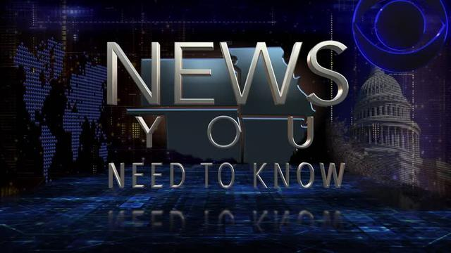 News you need to know 5-28