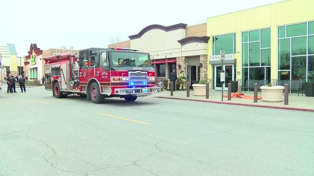 Update on Northpark Mall fire