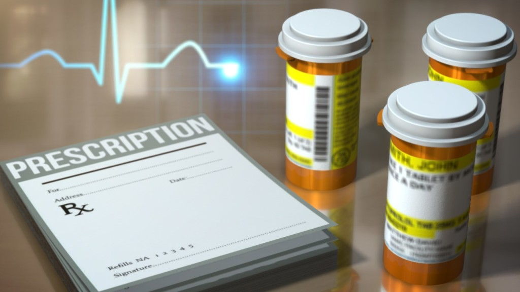 Parsons wants prescription monitoring bill by session's end
