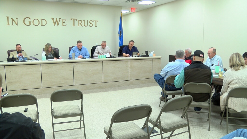 Ottawa County Commissioners hold special meeting to discuss budget