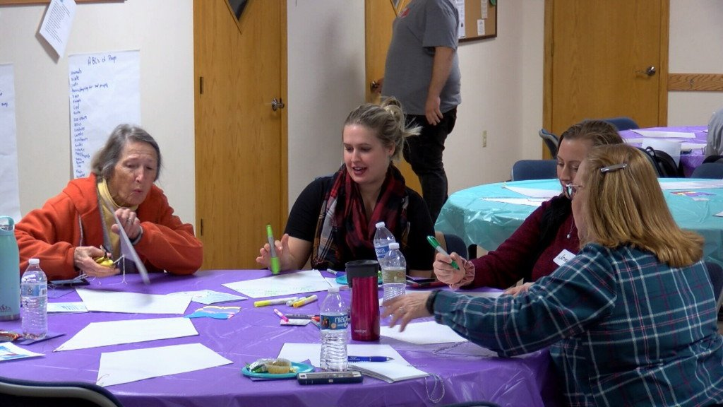 """Youth ministry group hosts """"13 Reasons to Fly"""""""
