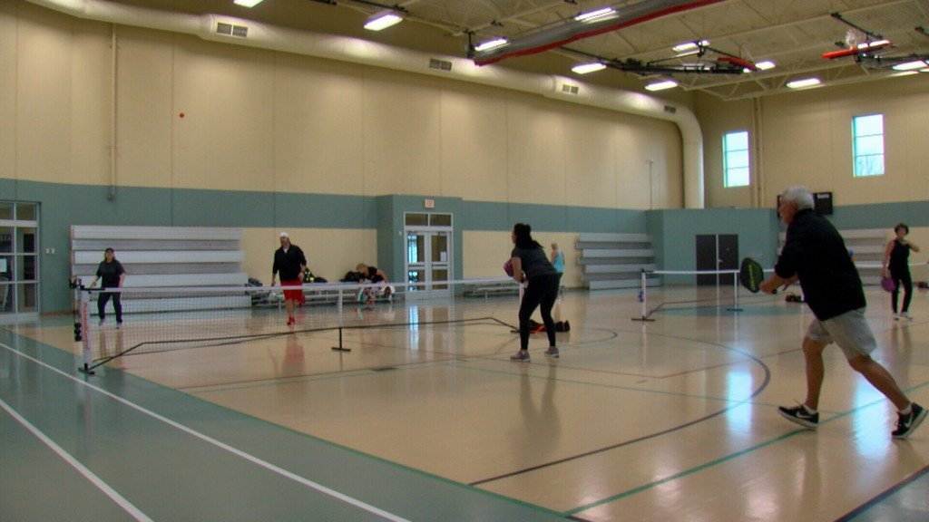Pickleball offered in Carl Junction
