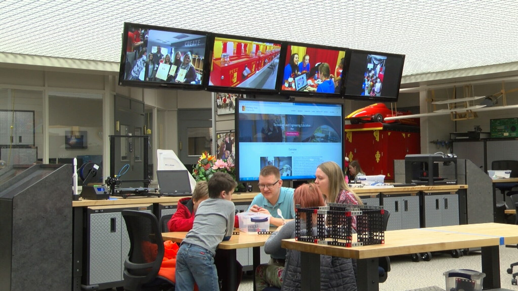 Elementary students learn STEM at PSU