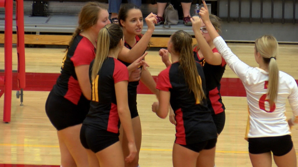 Pitt State volleyball returns home for pair of MIAA matches