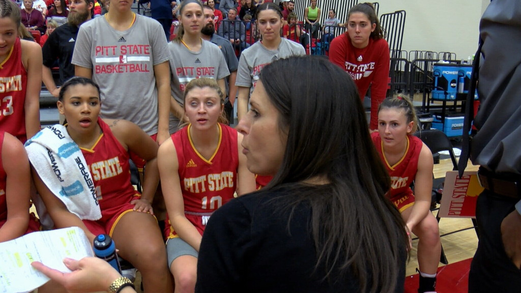 Pitt State women set to host Tarleton State Wednesday