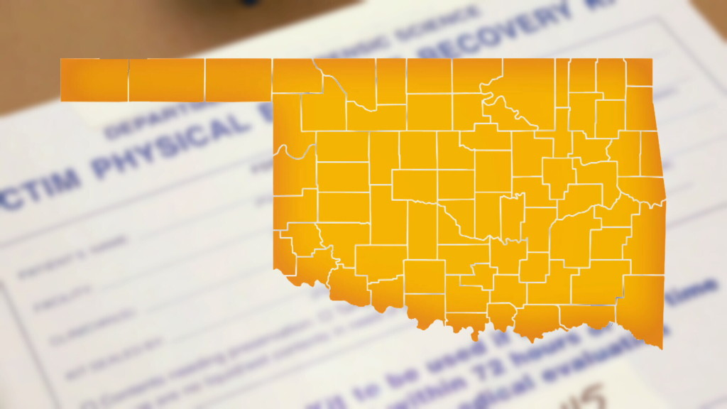 At-home rape kit companies respond to cease-and-desist in Oklahoma