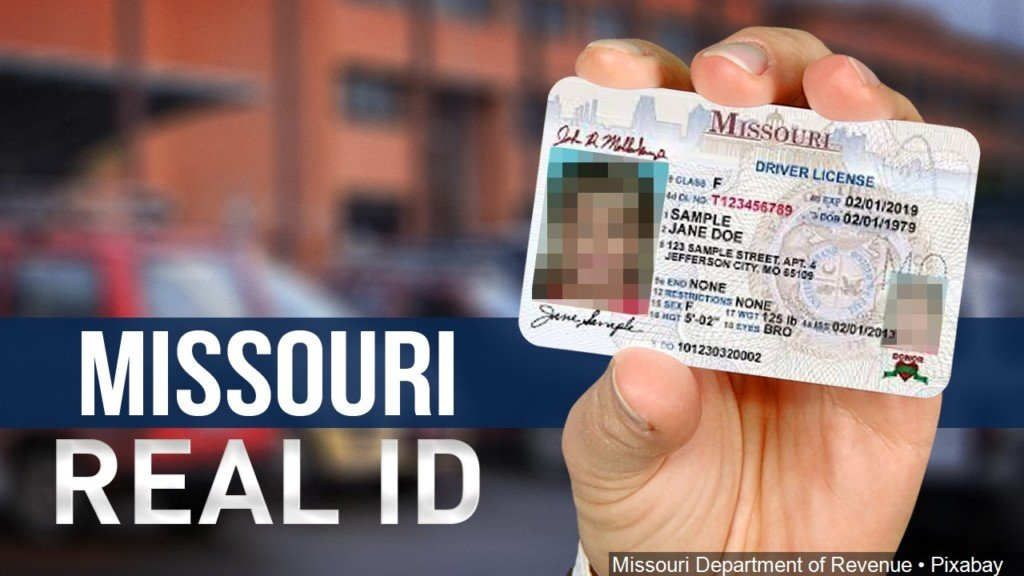 Real ID-compliant licenses now available in Missouri