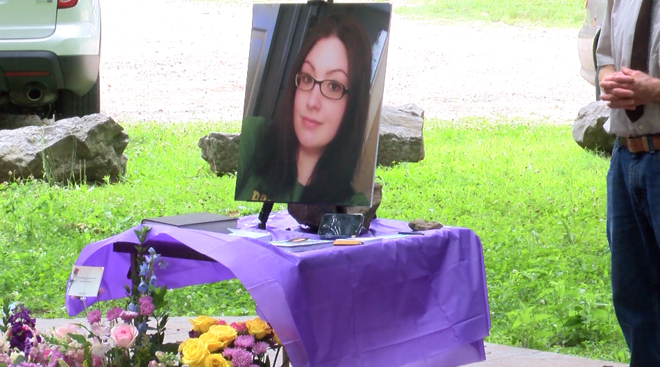 Loved ones hold celebration of life to remember Sarah Tyminski