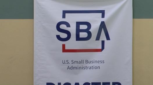 S.B.A. helps disaster victims with low interest rate disaster loans