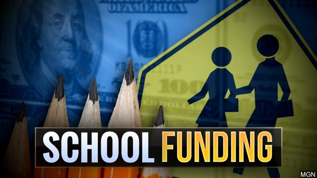 Kansas lawmakers send school funding bill to governor