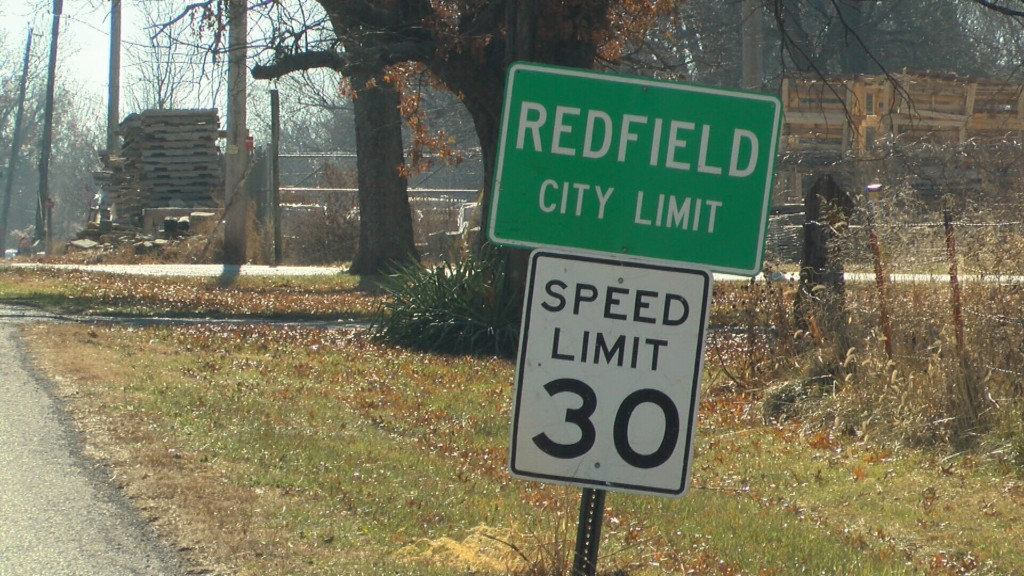 Citizens express concern in Redfield