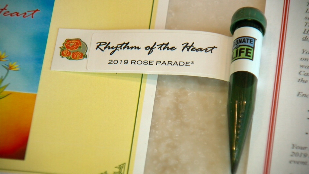 Rose Parade: Local hospitals team up to thank organ donors