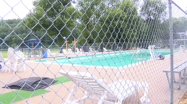 Community pool in Seneca closes due to unsafe conditions