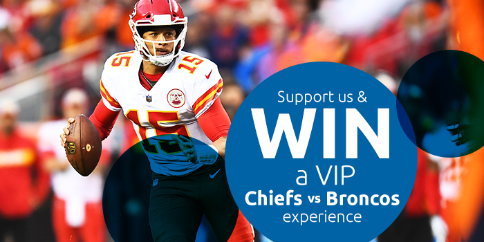 Special Olympics Kansas launches sweepstakes for KC Chiefs VIP experience