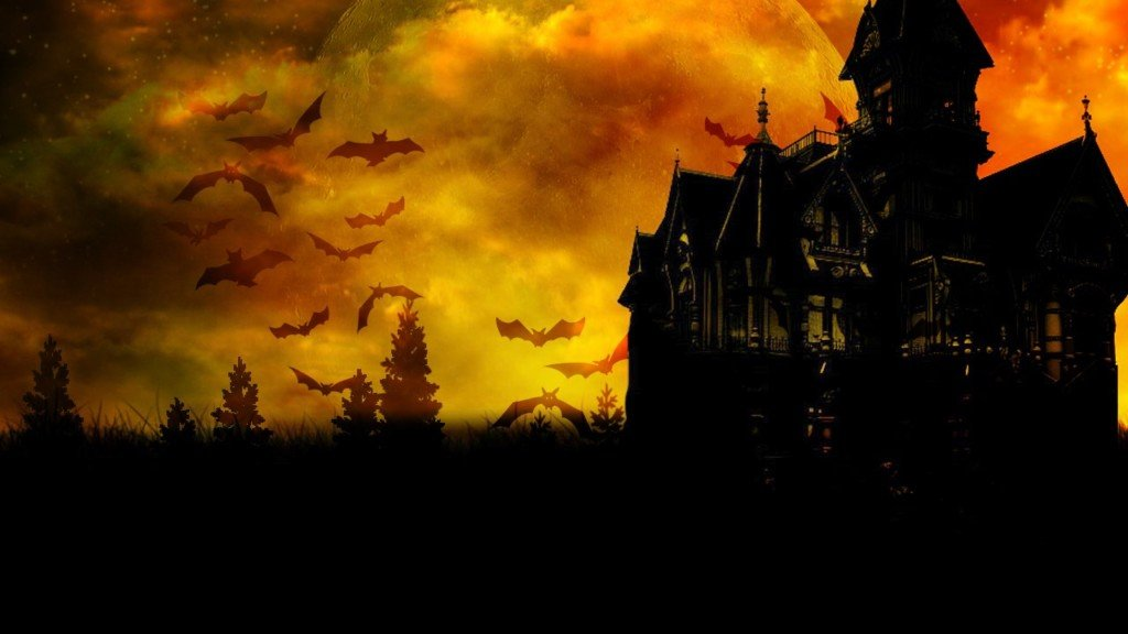 Spook Houses in the 4-States
