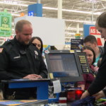 """Annual """"Shop with a Cop"""" brightens kids' christmas"""