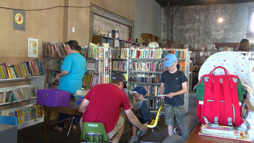 Oronogo library hopes to expand to meet public's demand