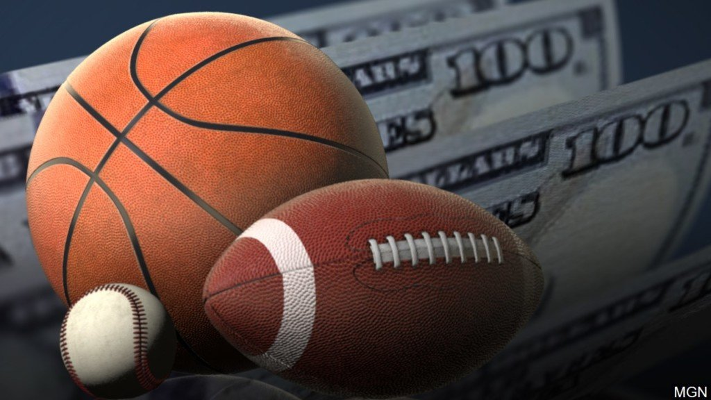 Sports Balls and money