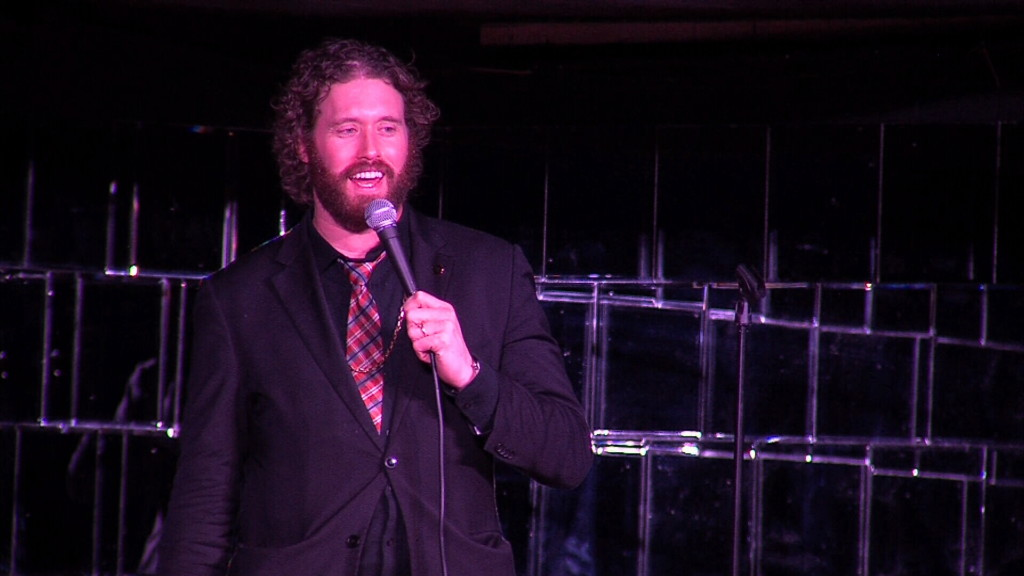Actor, comedian T.J. Miller rings in new year in Southeast, Kansas