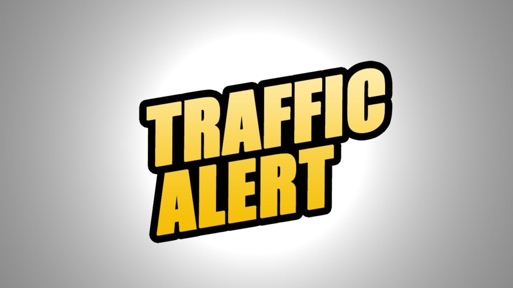 Traffic reminder for US Route 60 near Monett