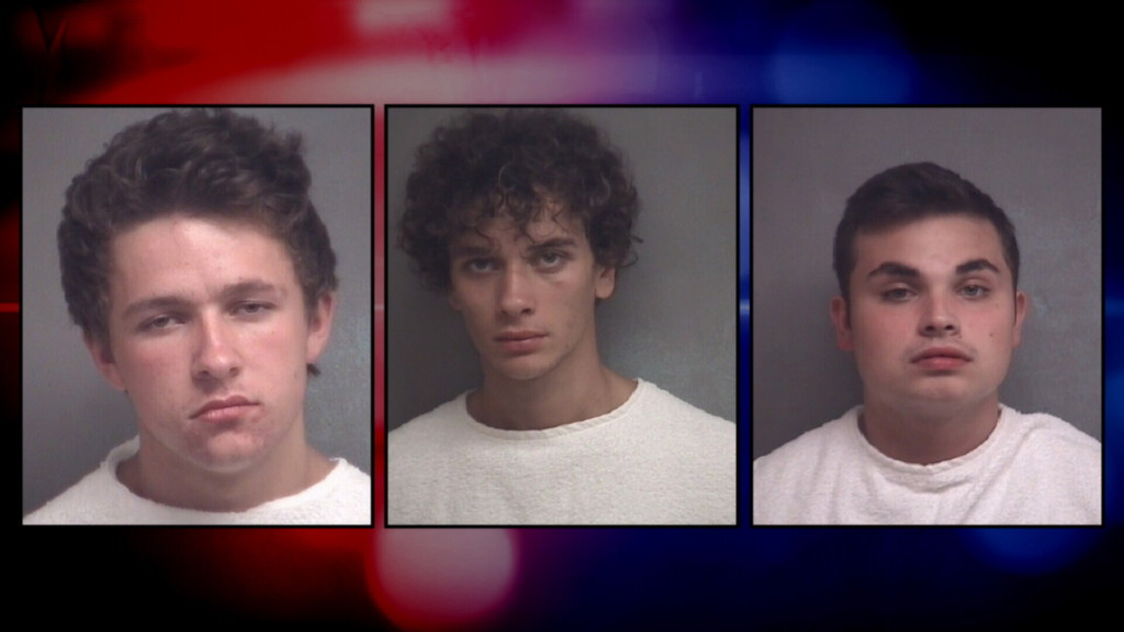 Suspects charged after allegedly sharing video of robbery, assault in Joplin