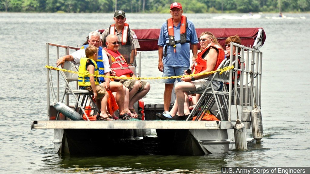 Water safety is urged ahead of the holiday weekend: 'Wear a life jacket'