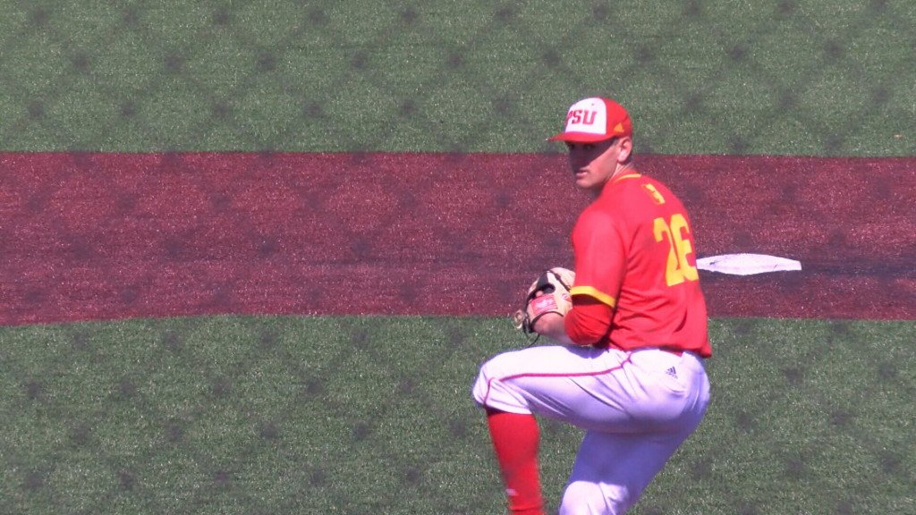 Achtermann (Pitt State) named MIAA Pitcher of the Week