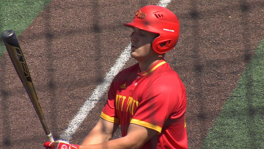 Pitt State's Achtermann drafted by Rockies