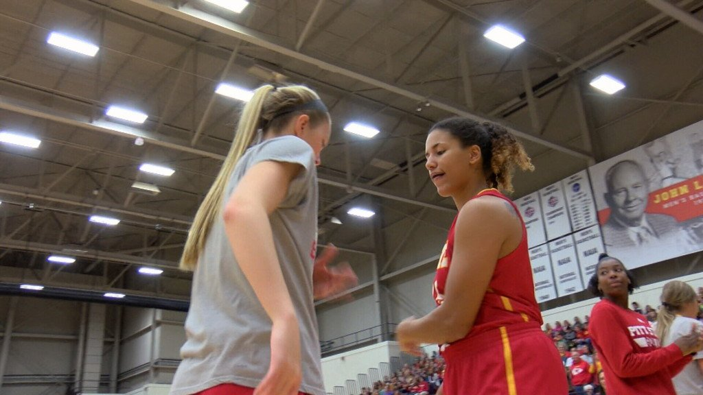 Pitt State's Alvarado named MIAA Player of the Week