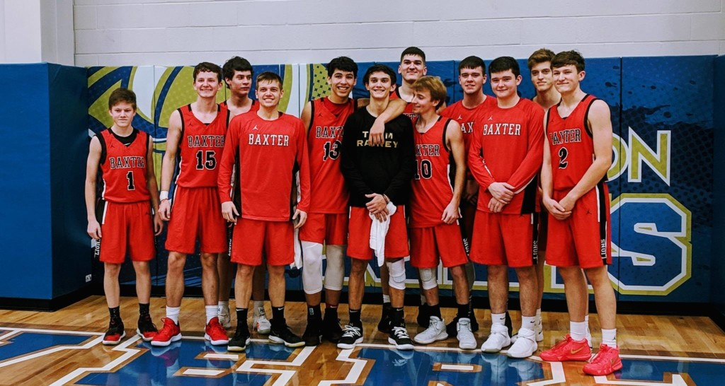 White reaches 1,000 career points, #10 Baxter Springs beats Riverton