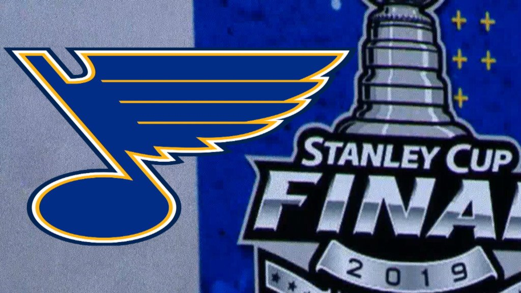 Blues win first Stanley Cup Championship