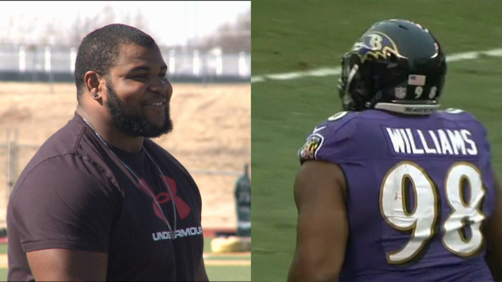 Former MSSU defensive lineman Brandon Williams named to NFL Pro Bowl