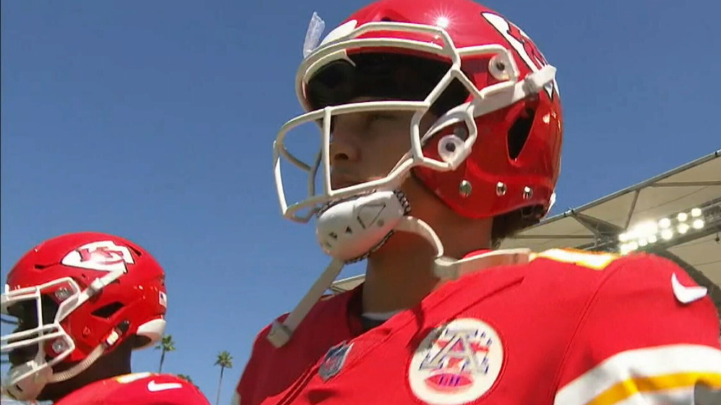 Six Chiefs selected to NFL Pro Bowl