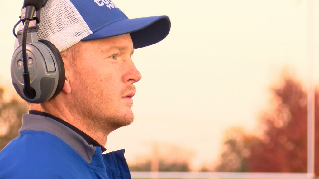 Colgan shuts out Bluestem in playoff opener