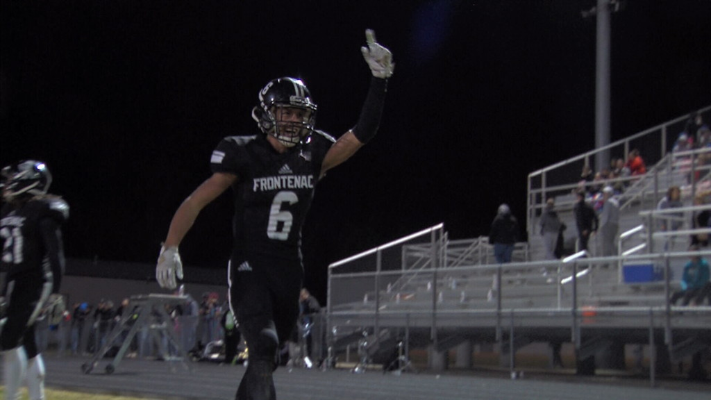 Frontenac shuts out Columbus to claim district title