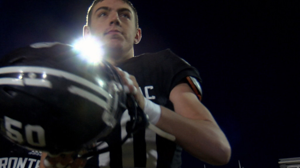 Frontenac opens playoffs with shutout over Girard