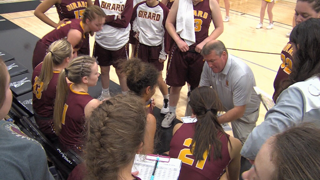 Girard girls climb to #4 in 4A state rankings
