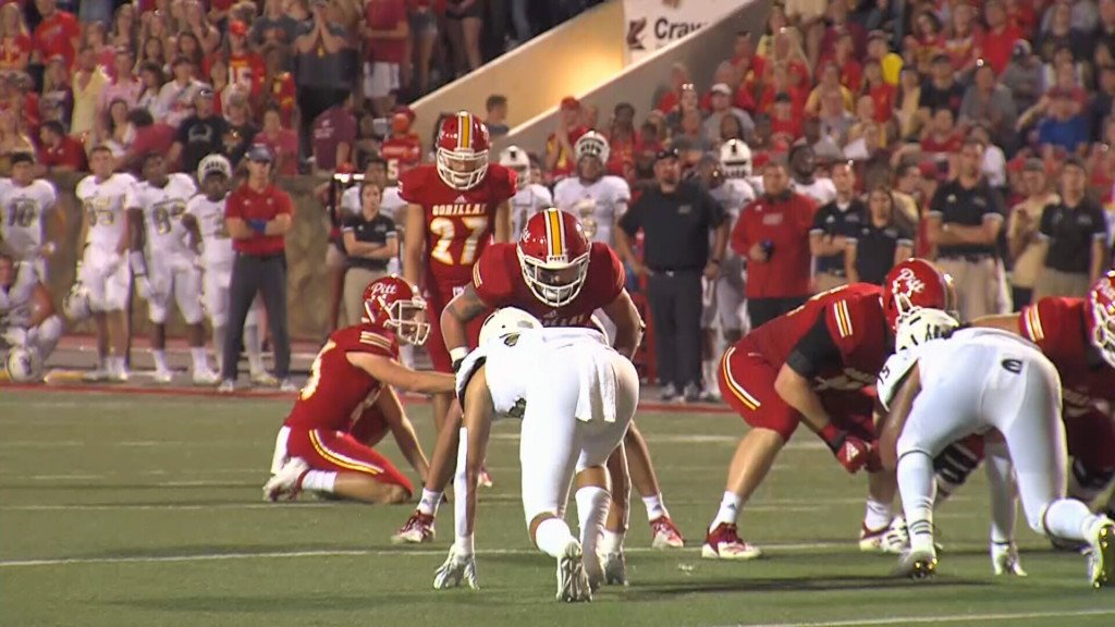 Pitt State's Hardin, Vincent earn MIAA Player of the Week honors