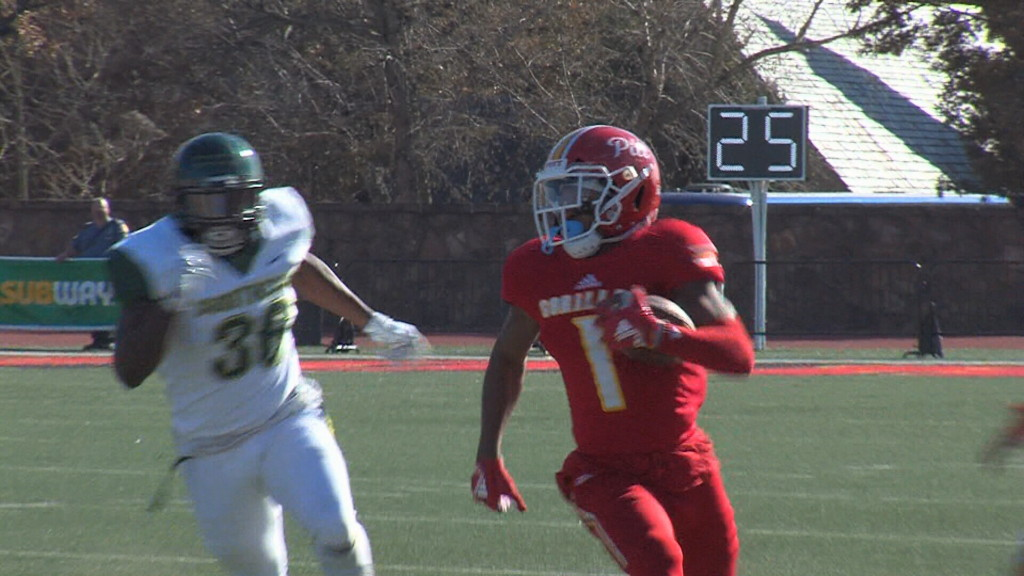 Pitt State's Hardin invited to NFLPA Collegiate Bowl