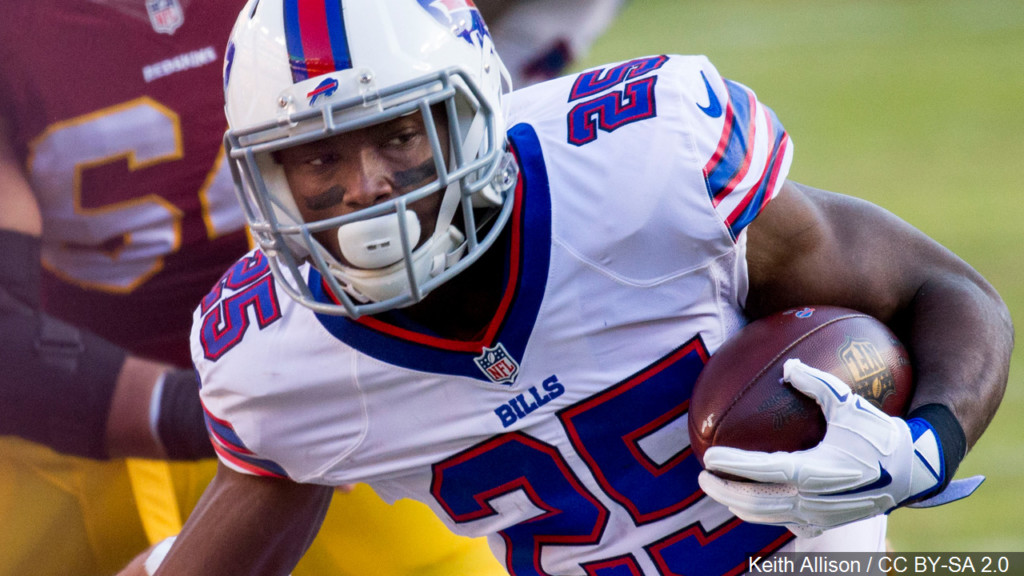 Chiefs to sign RB LeSean McCoy