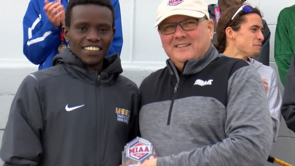 Kimutai, Lions repeat as MIAA cross country champions
