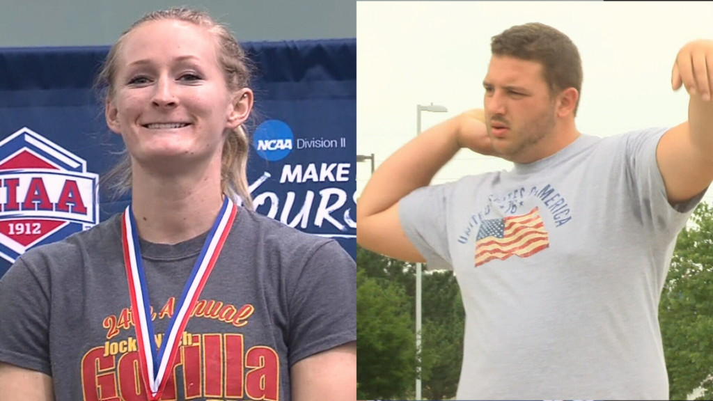 Former Gorillas Dearman, Appier qualify for 2020 Olympic Trials