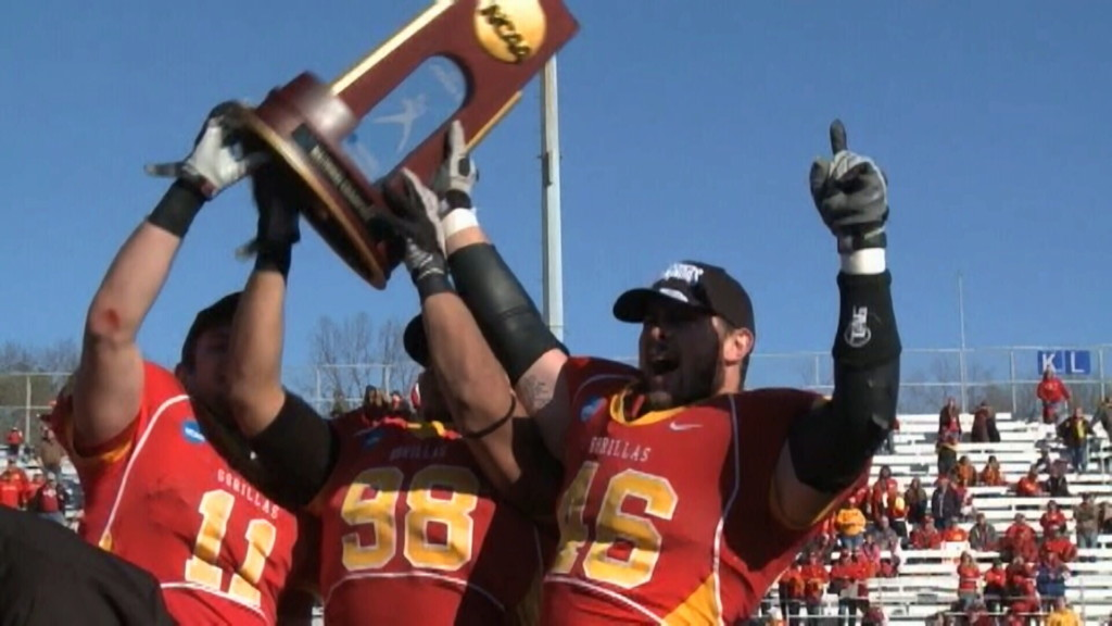 ESPN names Pitt State top-50 program in college football history