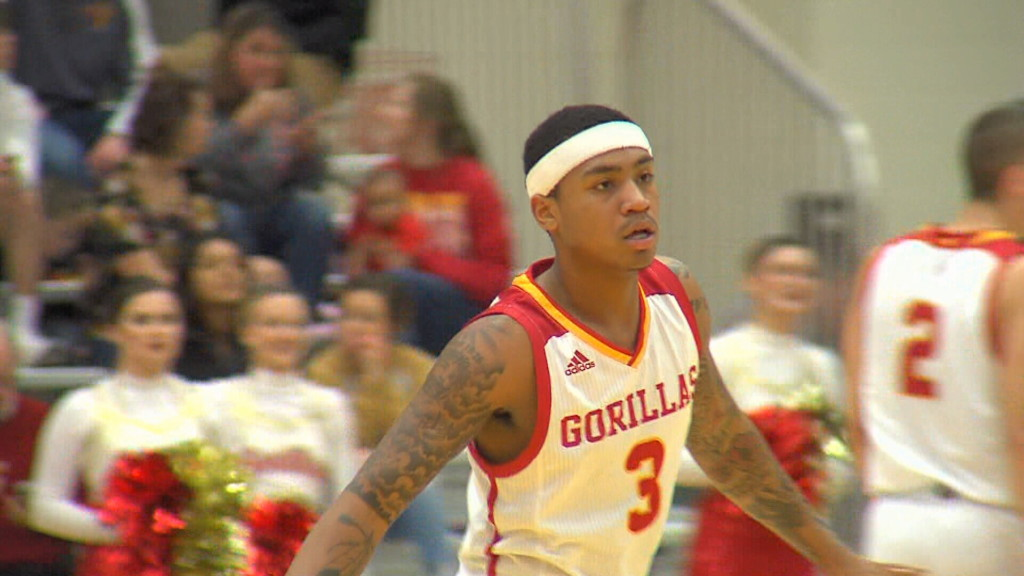 Franklin drops 28, Pitt State tops SBU