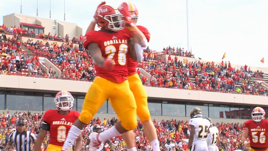 Pitt State aims to hand #11 Central Missouri first loss