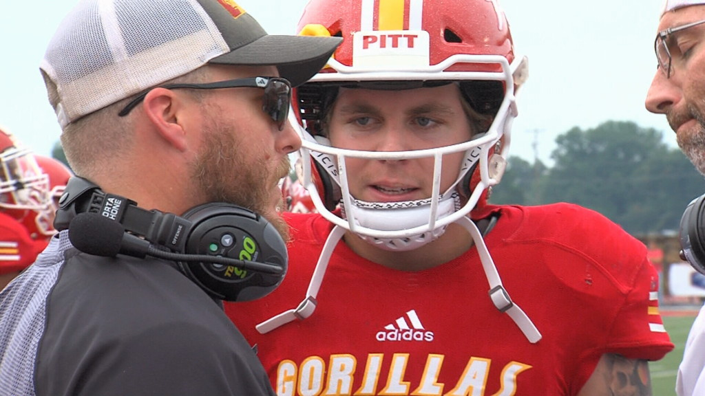 #15 Pitt State drills Lincoln to move to 5-0