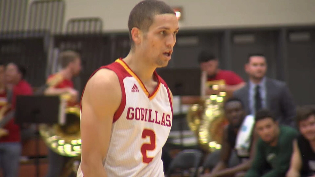 Gorillas aim to stay hot in Vegas