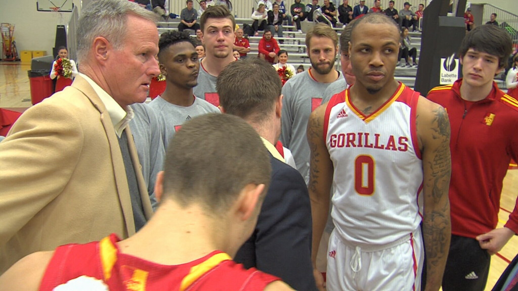 Gorillas aim for 4th straight win