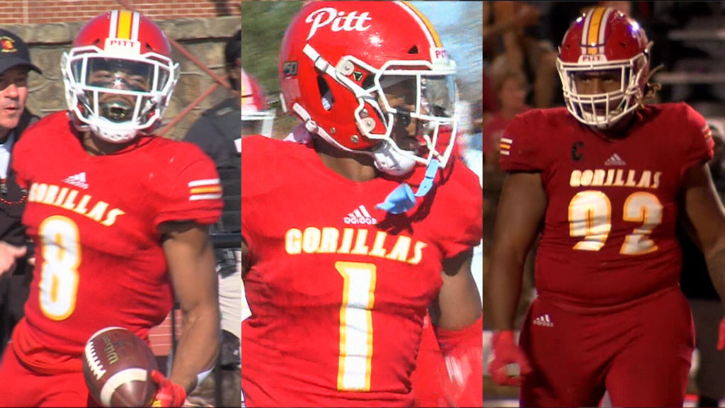 West, Hardin and Thomas highlight 17 Gorillas named All-MIAA