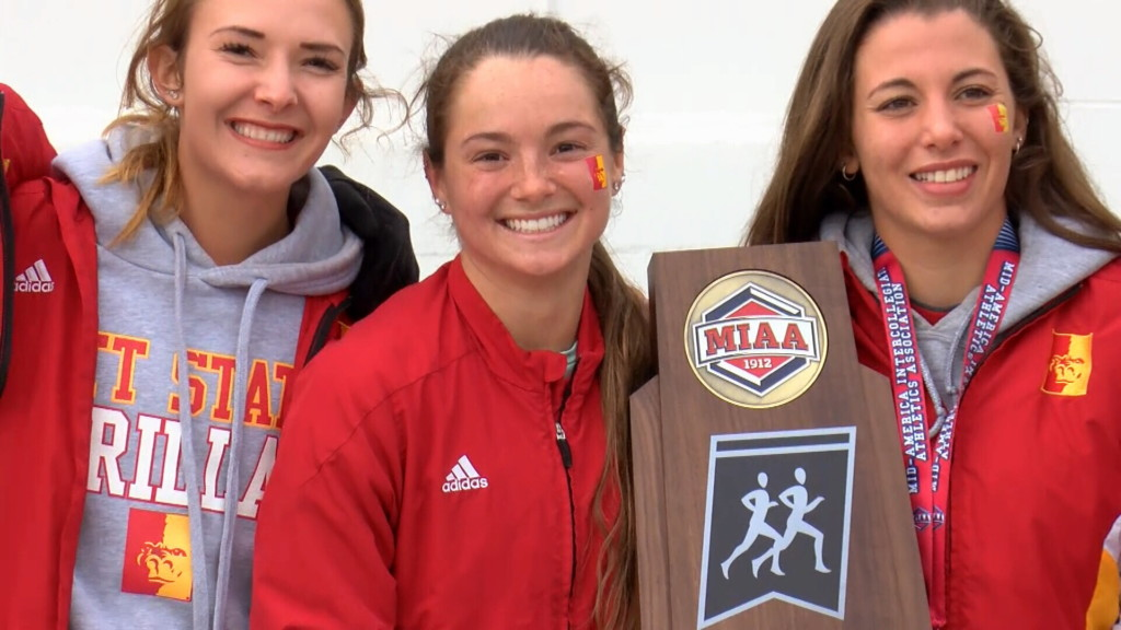 Misse leads Pitt State to 3rd straight MIAA cross country title